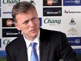 Everton v Blackburn: David Moyes