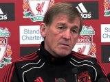 Liverpool v Birmingham: Kenny Dalglish