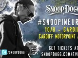 """Doggy Style Records Presents Snoop Dogg """"Doggumentary"""" European Tour Live @ Motorpoint Arena, Cardiff, Wales, 10-08-2011"""
