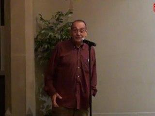 FM Hostafrancs 2011: Pregó a càrrec del pare Manel