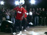 Betfair Stars and Strikes with Manchester United