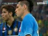 Inter 0-1 Napoli Campagnaro 01.10.2011
