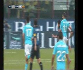 Inter-Napoli 0-3 highlights carlo alvino sky HD Sesta Giornata serie A 2011/2012