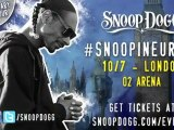 """Doggy Style Records Presents Snoop Dogg """"Doggumentary"""" European Tour Live @ the Arena, London, England, 10-07-2011"""