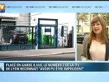 "PJ de Lyon : Neyret admet avoir été ""imprudent"""