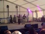 Abdou et Sarah,  danse hip-hop oriental.