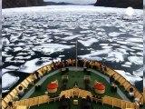 Arctique : gigantesque trou dans la couche d'ozone
