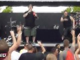 Everlast and DJ Lethal of House of Pain performs Jump Around Vierzon Wireless Amphitheatre 09.24.2011