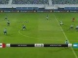 PES 2011 / COPA AMERICA /  DEMIE - FINALE   ARGENTINE vs MEXIQUE   (XBOX 360)