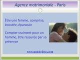 Agence Matrimoniale-Paris-les Femmes et le divorce