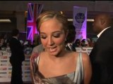 Who's Tulisa proud of at The Pride of Britain Awards?