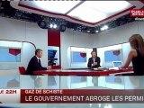 Le 22H : Yannick Jadot, député européen (EELV)