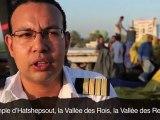 Pilote de montgolfière - Louxor - Egypte