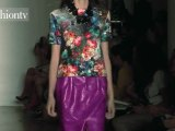 Peter Som Show - New York Fashion Week Spring 2012