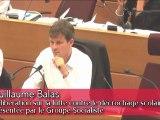 Séance de septembre 2011 / Décrochage scolaire : proposition de délibération du groupe socialiste