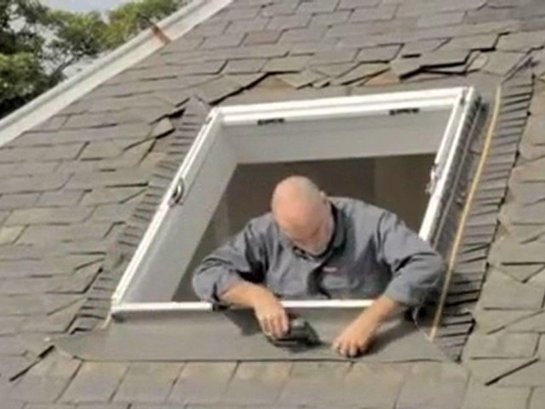Remplacement D Une Ancienne Fenêtre Velux