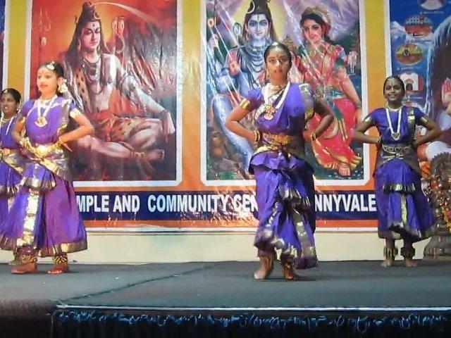 Nyna Bharatanatyam