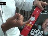Au sommaire de Challenges du 6 octobre 2011 : créer son entreprise