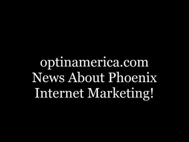 Local Phoenix Internet marketing; Arizona Internet marketing
