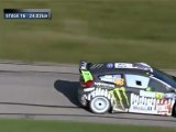 Rally de France 2011 - Ken Block, Ford Helicopter Cam, SS16