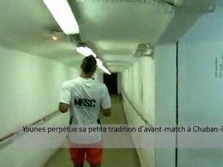 APRES MATCH : GIRONDINS DE BORDEAUX - MONTPELLIER HERAULT SC