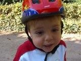 Le vélo sans pédale - 04.10.11
