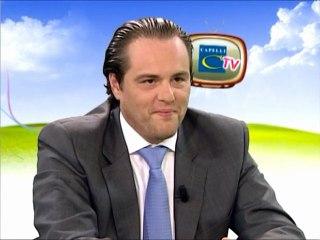 Présentation du Groupe CAPELLI par son PDG, Christophe CAPELLI.