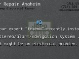 Jeep Electrical Repair Anaheim - Jeep Check Engine Light Repairs