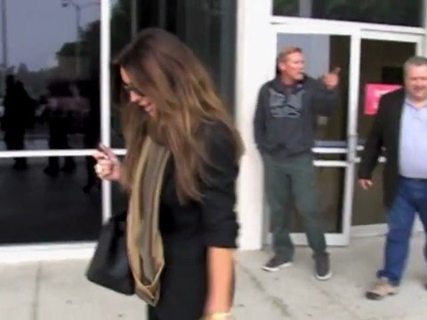 Rachel Uchitel Gets Married