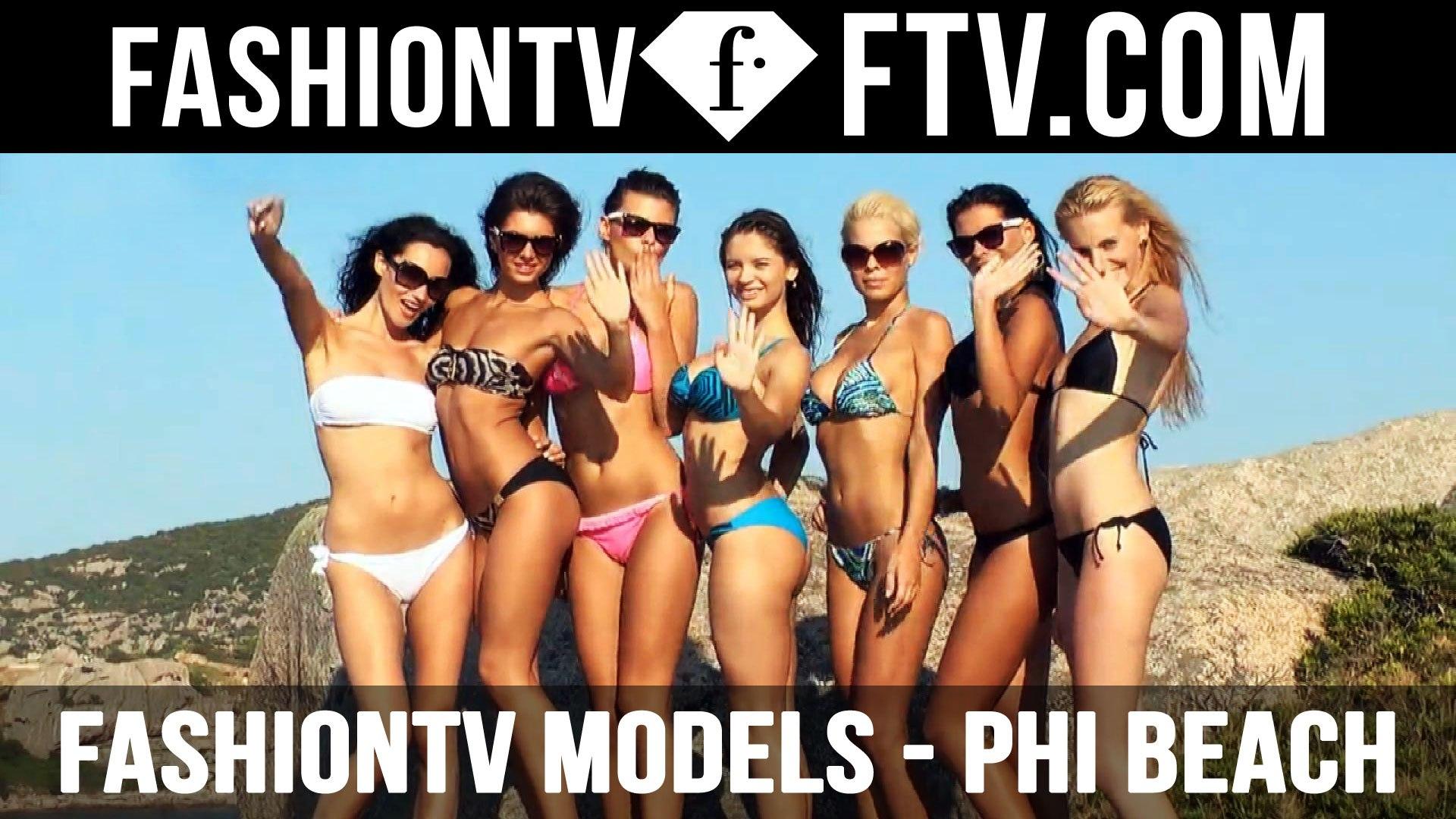 With Sexy Beach Fashiontv Summer Bikini Photoshoot 2011Sardinia On Phi Models EY29HWDI