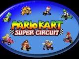 (SIX-K) MARIO KART: SUPER CIRCUIT sur GBA