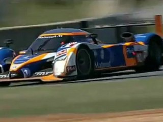 ALMS, Road Atlanta 2011 - Audi vs Peugeot battle for 2 place