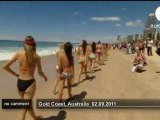 Largest Bikini parade( 357 girls) in Australia breaks the record latest news