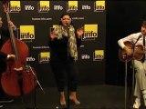 """La Session France Info - Caro Emerald """"Stuck"""""""