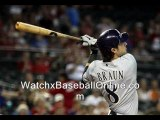 watch live Milwaukee Brewers vs Arizona Diamondbacks on the internet