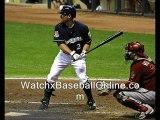 watch live MLB match Arizona Diamondbacks Vs Milwaukee Brewers
