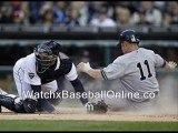 how can I watch Detroit Tigers vs New York Yankees MLB match