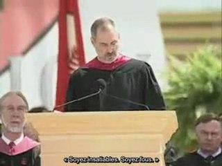 """Discours de Steve Jobs à Stanford en 2005 : """"Soyez insatiables. Soyez fous"""""""