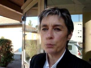 Coach Marie-Christine Bernard