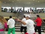 Flash mob Flash Dance Oriocenter Clip 7