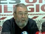 Méndez arremete contra el Banco de España