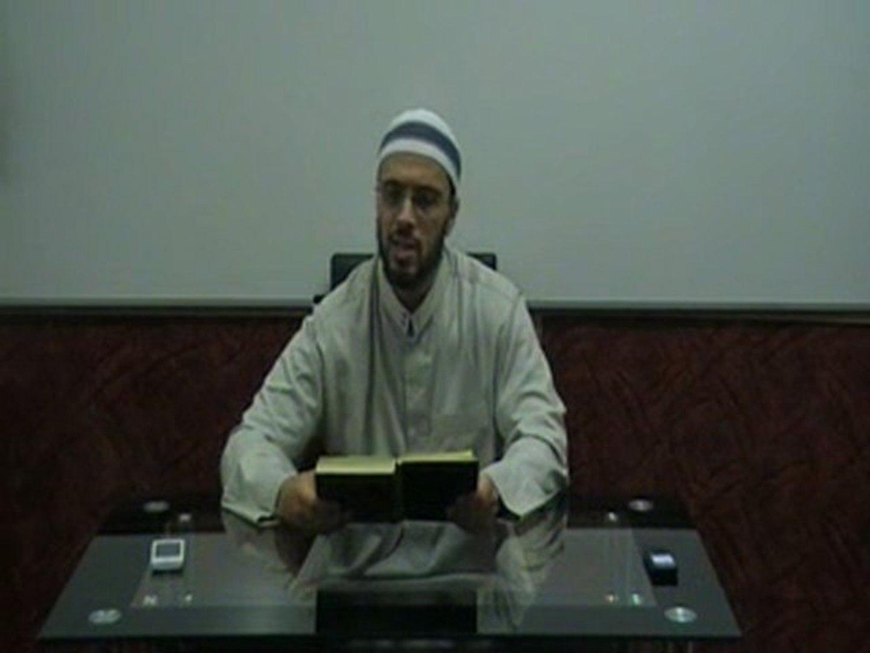 الشيخ أبو حفص - تفسير سورة فاطر الدرس 5 الجزء 2