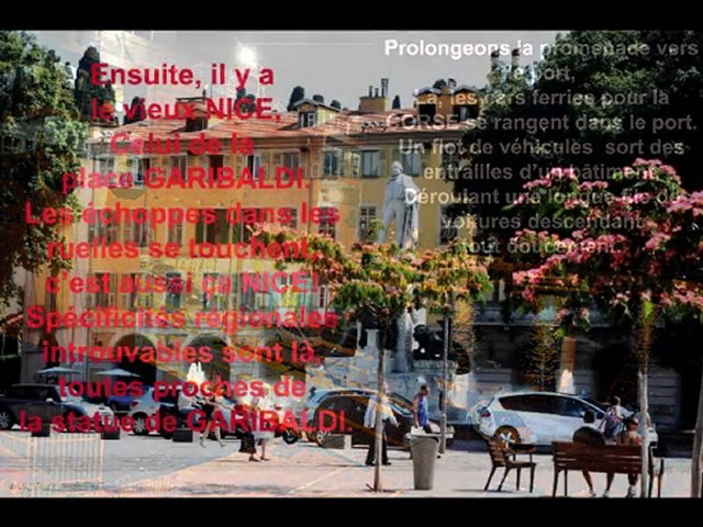 ©NICE POEME THOMAS ANDRE PHOTOS&PHOTOS-PEINTURES MARTINE ANCIAUX©