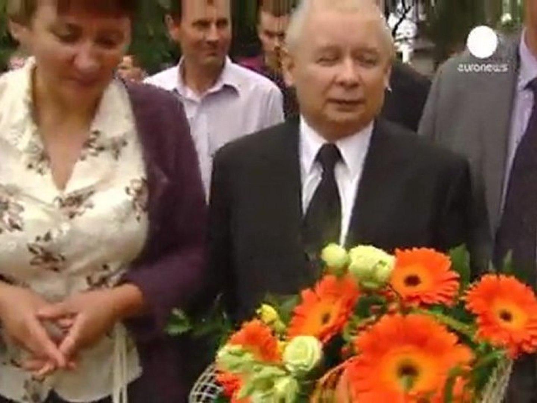 Pologne : le duel entre le libéral Tusk et le...