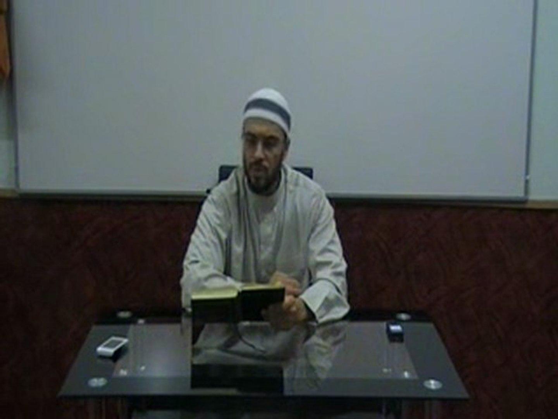 الشيخ أبو حفص - تفسير سورة يس الدرس 1