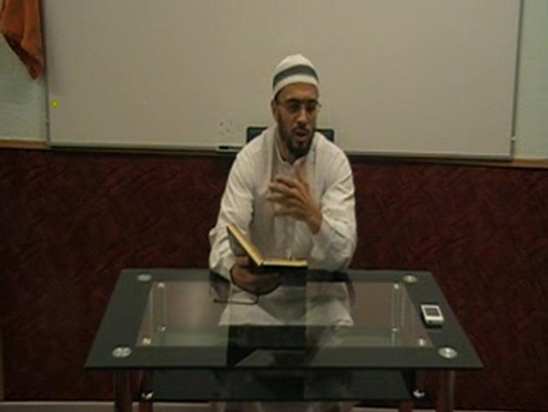 الشيخ أبو حفص - تفسير سورة يس الدرس 3 الجزء 2