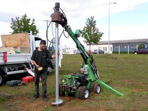 Démonstration Technopieux / Technopieux Vienne – Naintré (86) / 22 septembre 2011