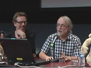 Rencontre avec Peter Lord, le cofondateur du studio Aardman  (VF)