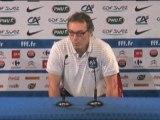 Euro 2012 - Blanc, a dejar hechos los deberes
