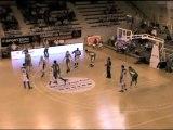 Etendard de Brest - ADA basket 41 - QT2, 1re journée de NM1 saison 2011-2012